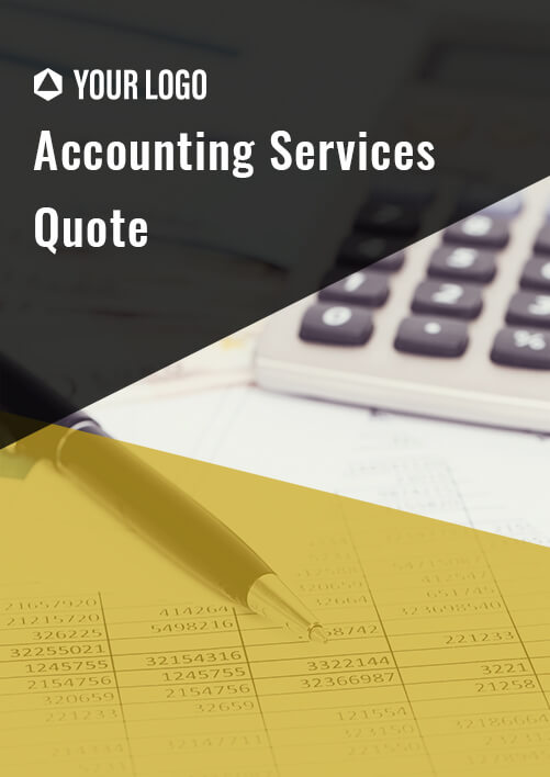 Accounting Services Quote