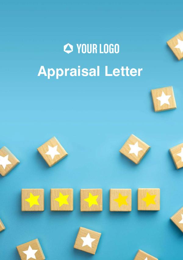 Appraisal Letter