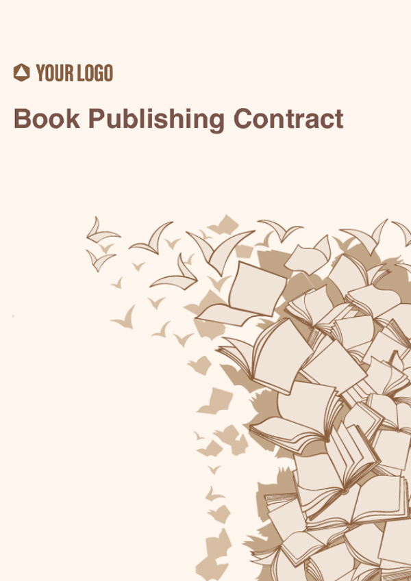 Book Publishing Contract