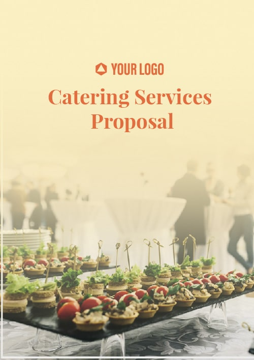 Catering Service Proposal