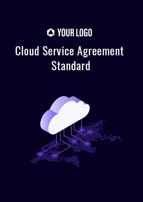 Cloud Service Agreement - Standard