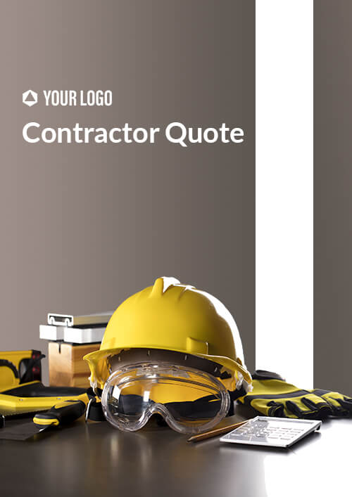 Contractor Quote