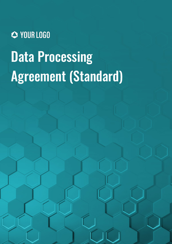 Data Processing Agreement (Standard)