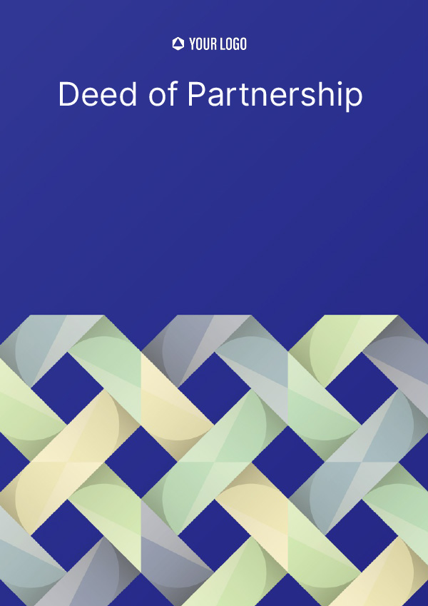 Deed of Partnership