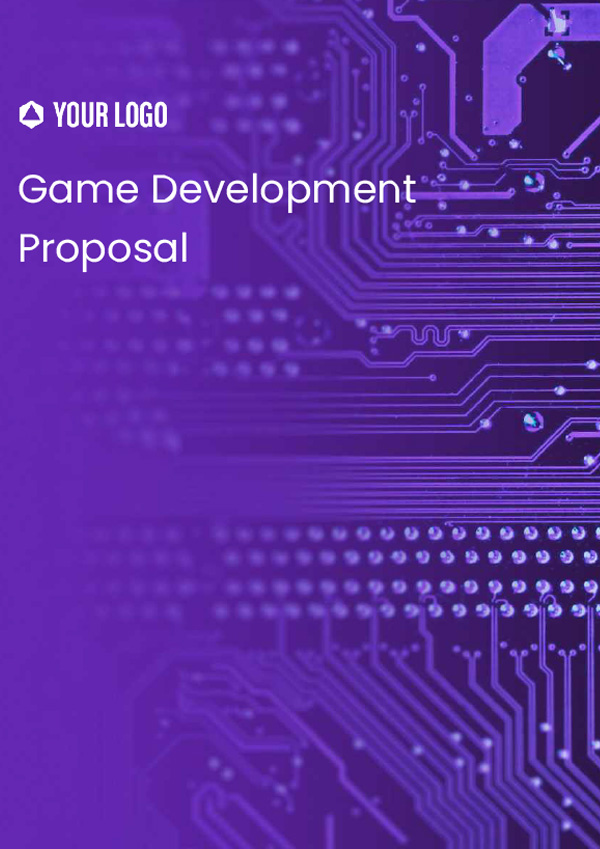 Game Development Proposal