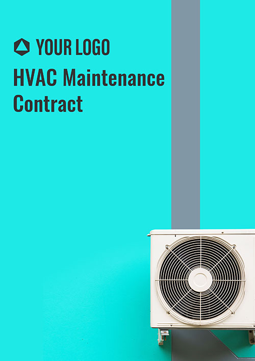 HVAC Maintenance Contract