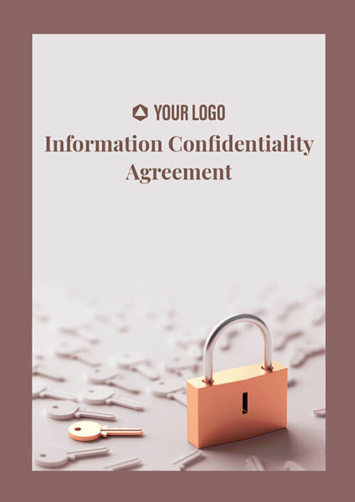 Information Confidentiality Agreement