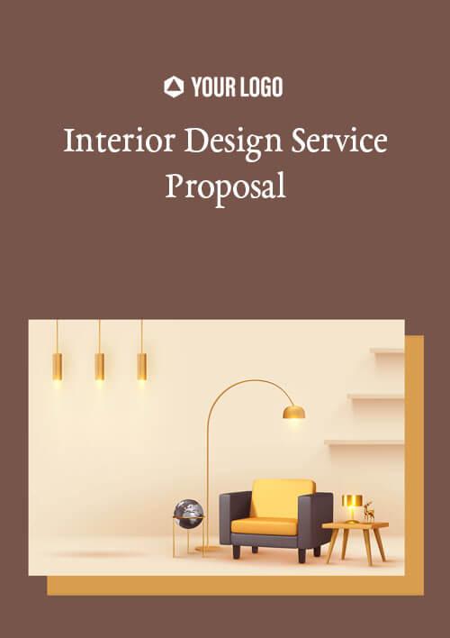 Interior Design Service Proposal