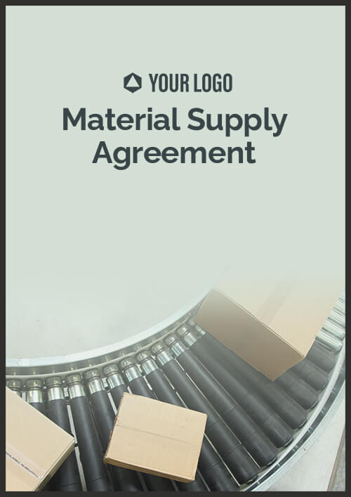 Material Supply Agreement