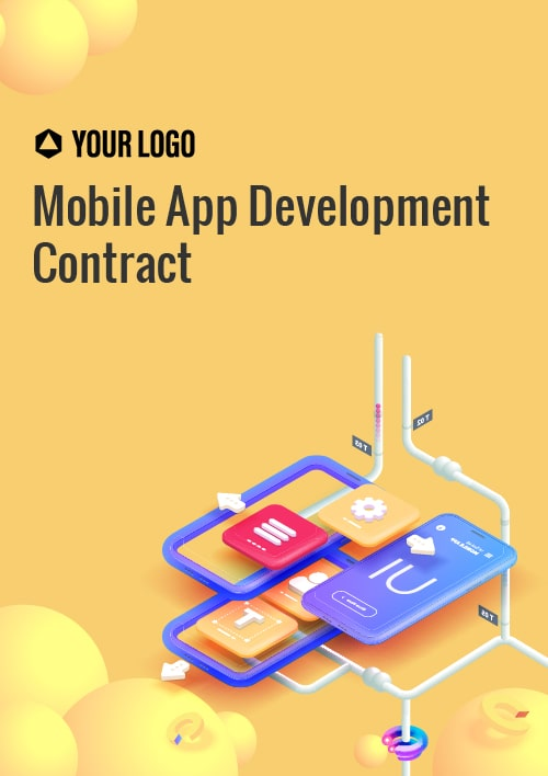 Mobile App Development Contract