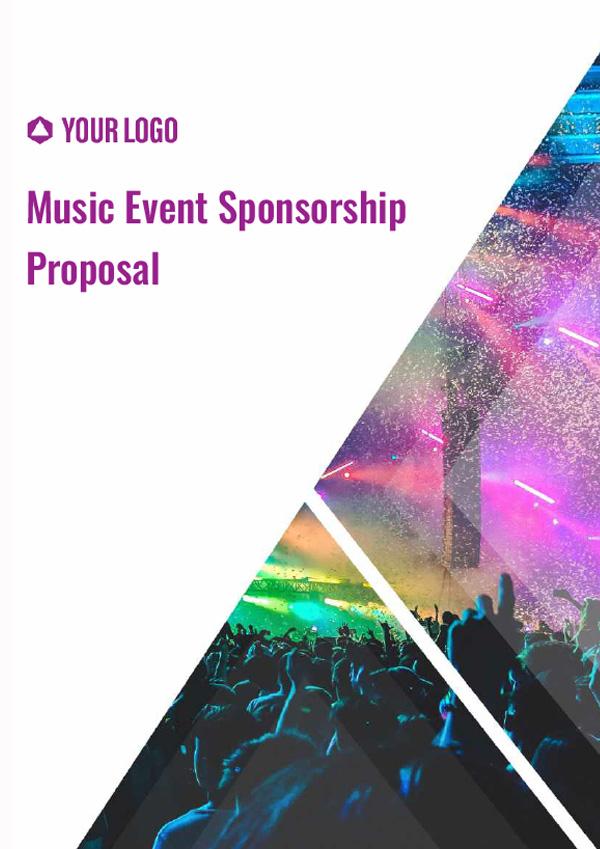 Music Event Sponsorship Proposal