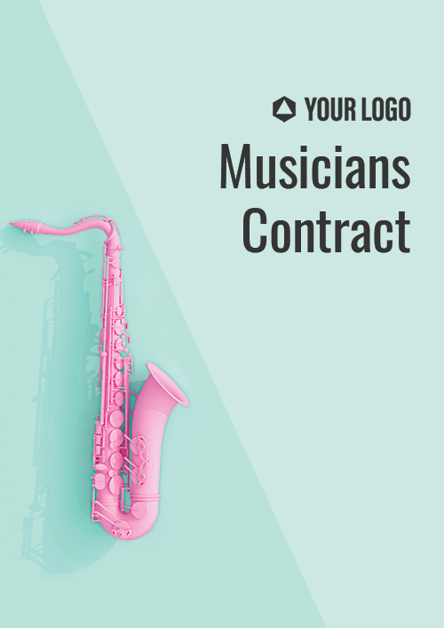 Musician's Contract