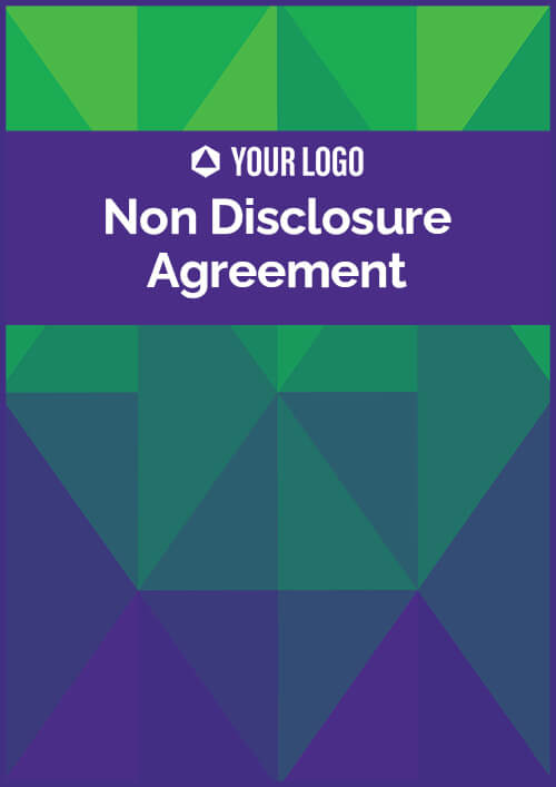 Non Disclosure Agreement - Standard