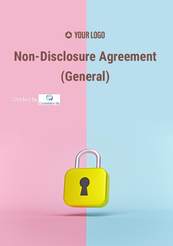 Non-Disclosure Agreement (General)