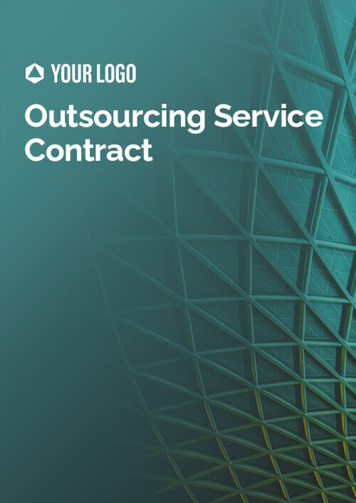 Outsourcing Service Contract