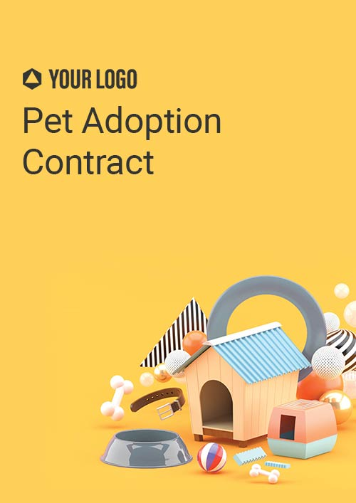 Pet Adoption Contract
