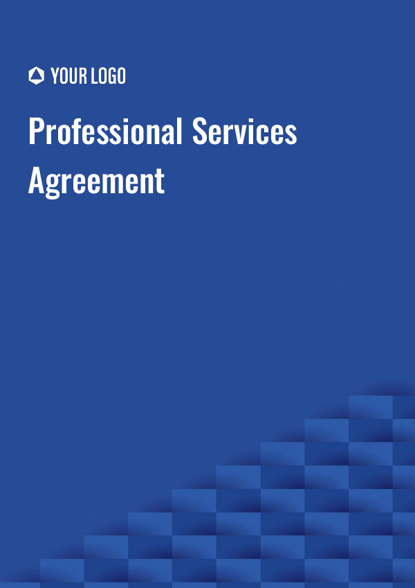 Professional Service Agreement