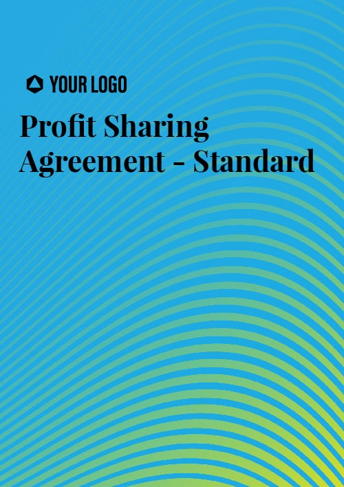 Profit Sharing Agreement - Standard