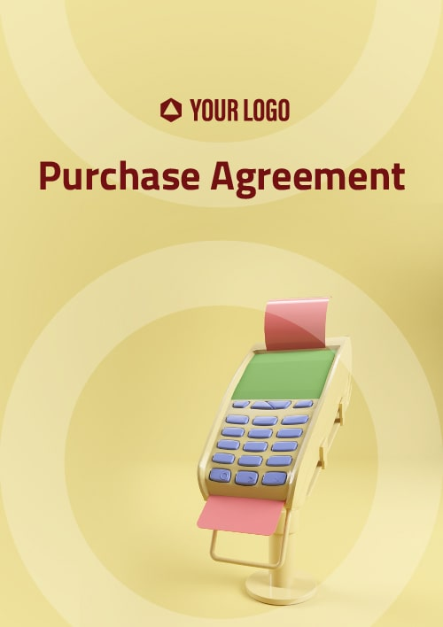 Purchase Agreement - Standard