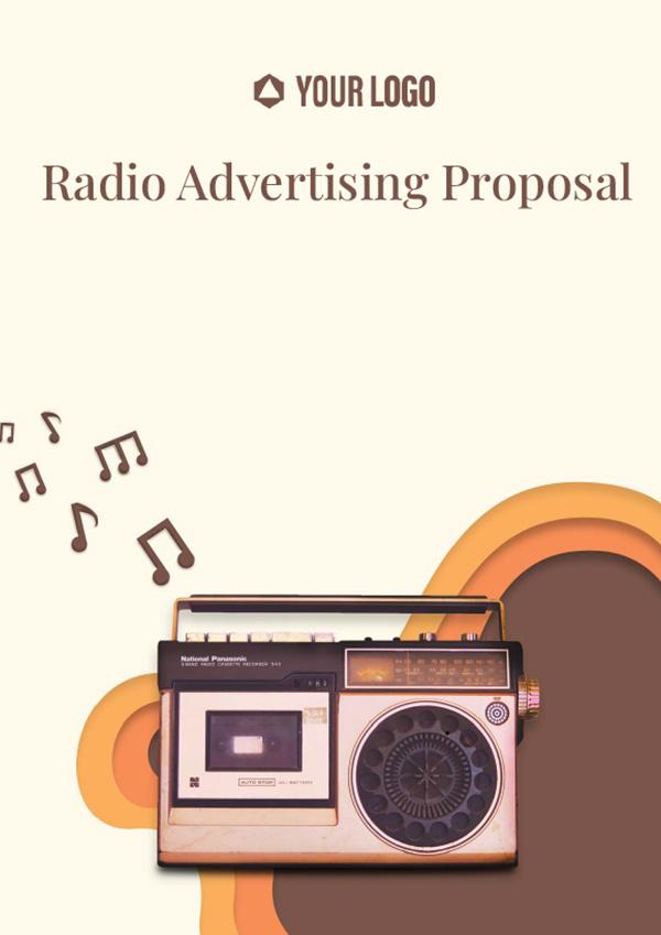 Radio Advertising Proposal