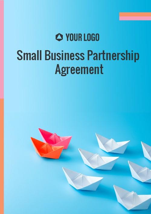 Small Business Partnership Agreement