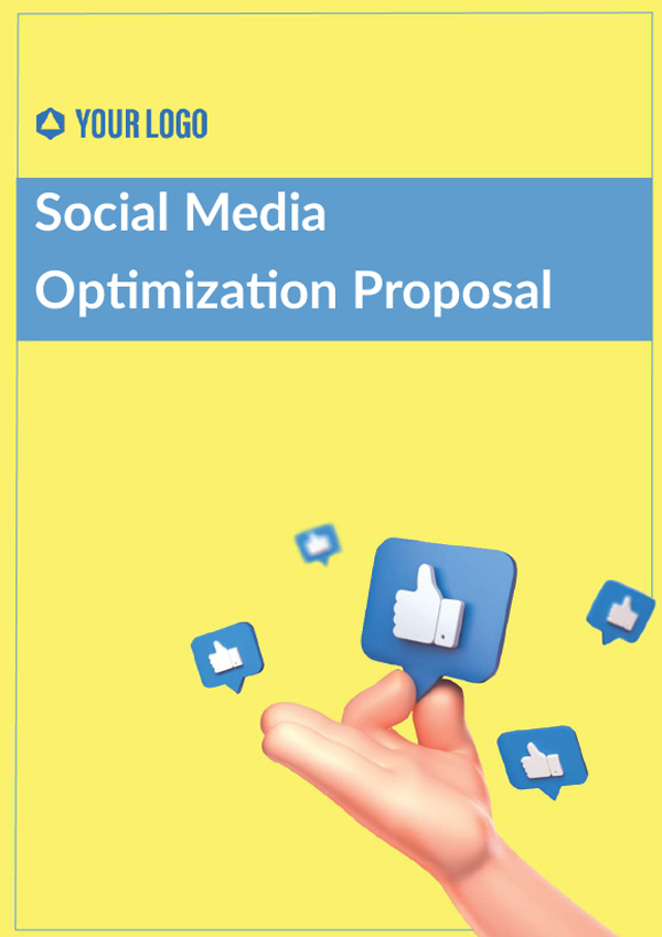 Social Media Optimization Proposal