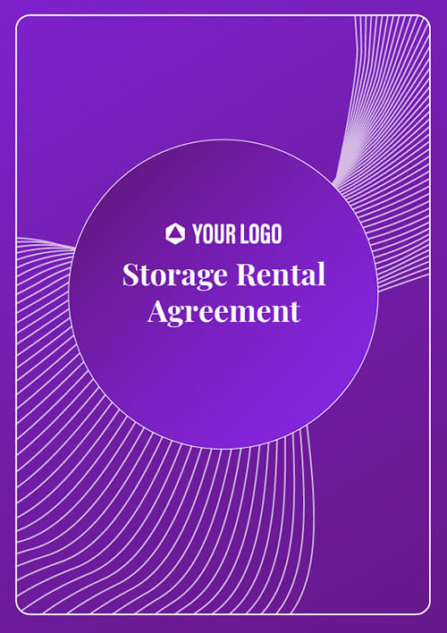 Storage Rental Agreement