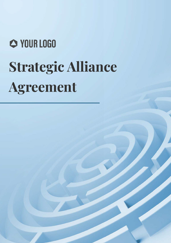 Strategic Alliance Agreement