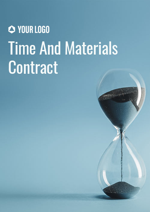Time And Materials Contract