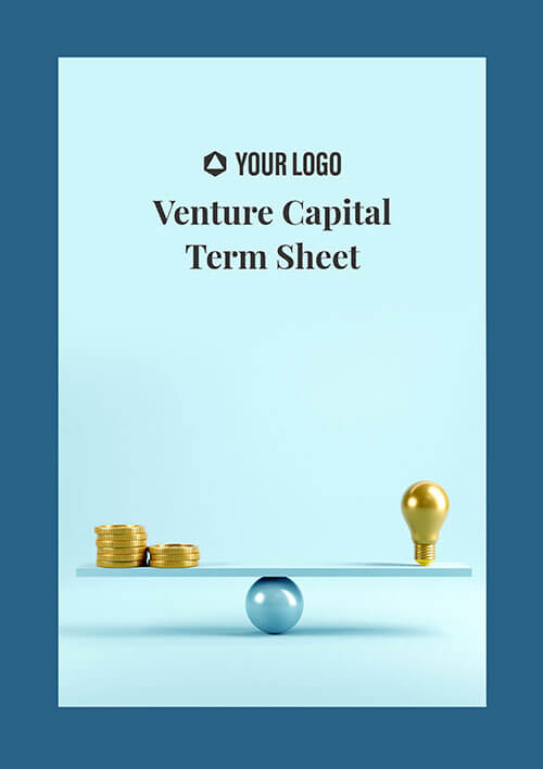 Venture Capital Term Sheet
