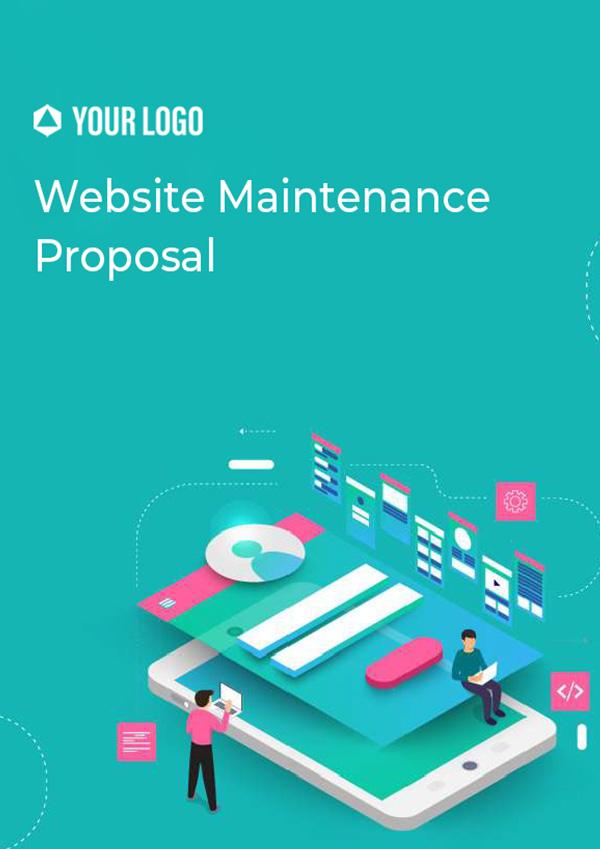 Website Maintenance Proposal