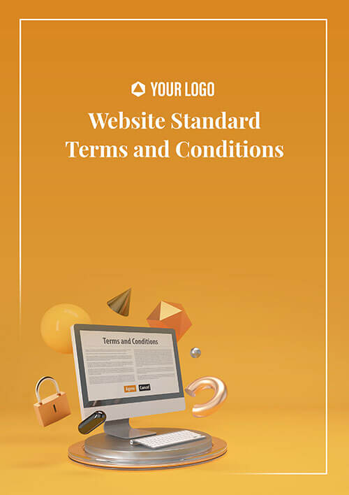 Website Standard Terms and Conditions