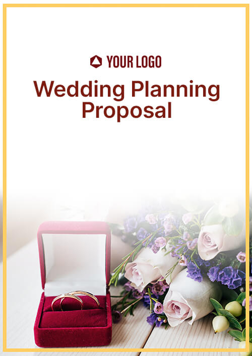 Wedding Planning Proposal