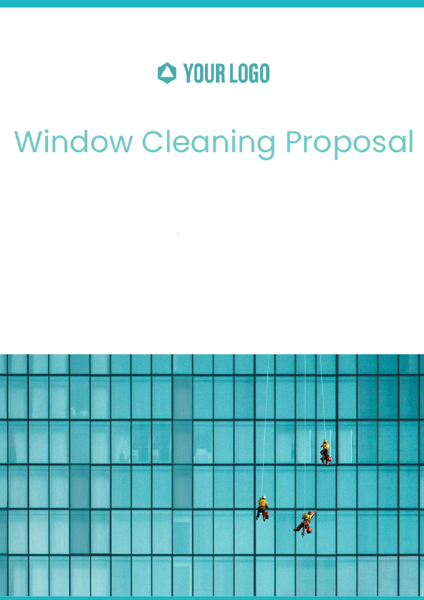 Window Cleaning Proposal
