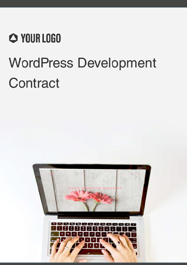 Wordpress Development Contract