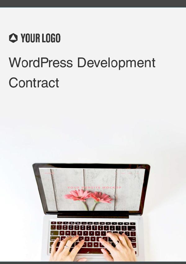 Wordpress Development Contract