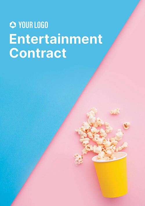 Entertainment Contract