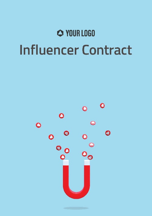 Influencer Contract