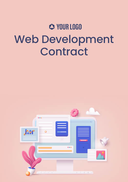 Web Development Contract